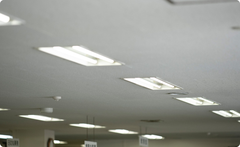 LED電球の導入